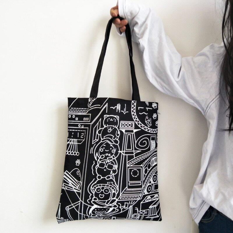 Canvas Shopping Bag 4