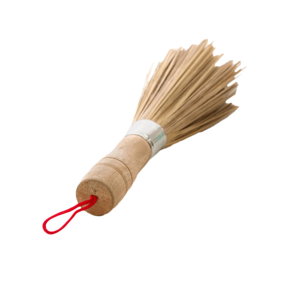 wok cleaning brush