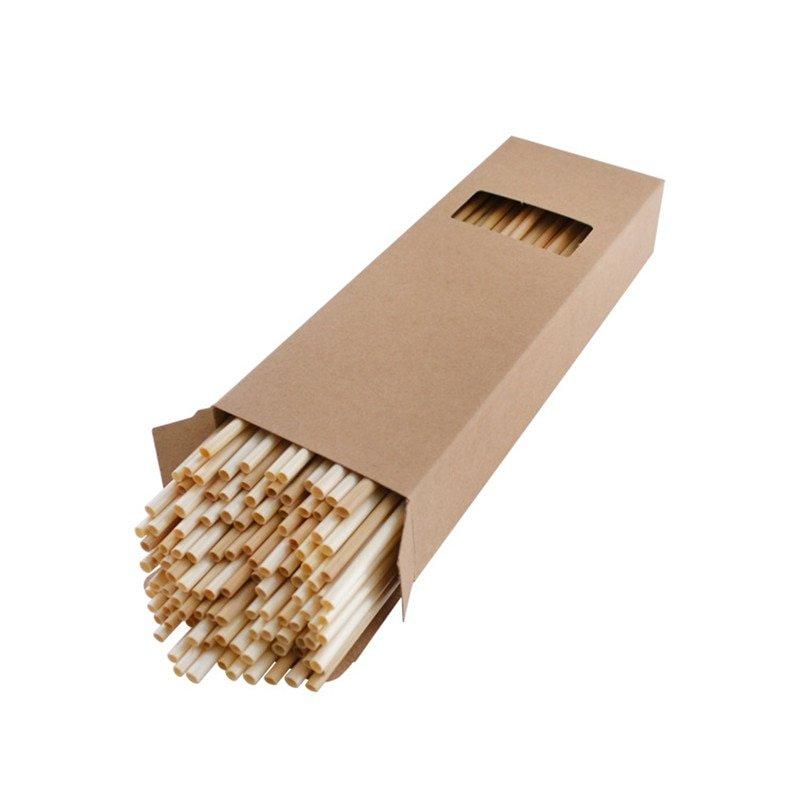 200pcs Wheat Straws 1