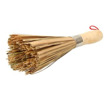 wok cleaning brush