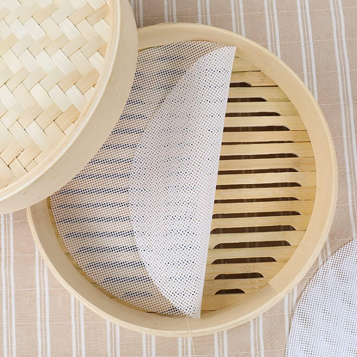 silicone steamer mesh