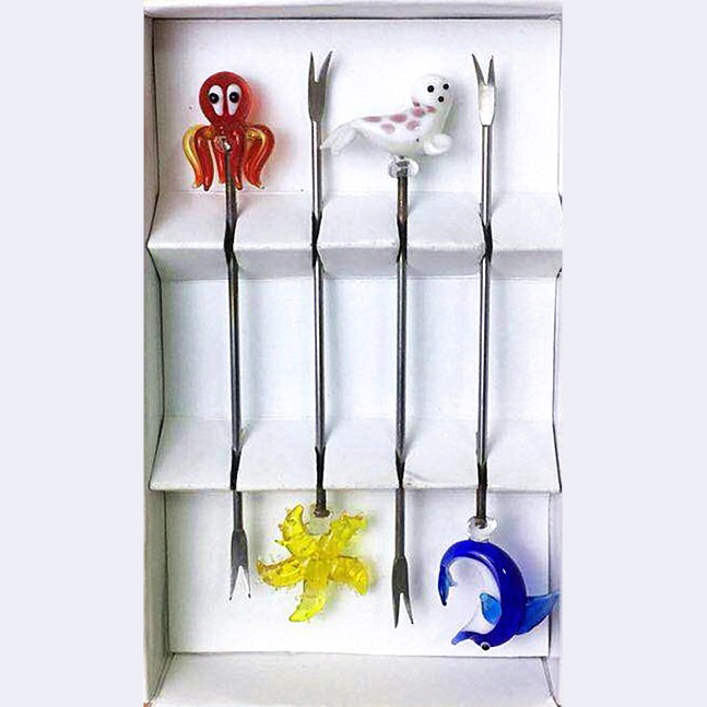 fruit fork appetizer fork